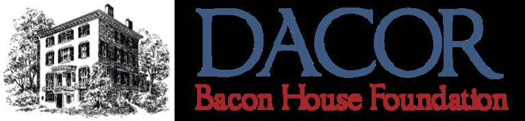 Dacor Bacon House Foundation logo