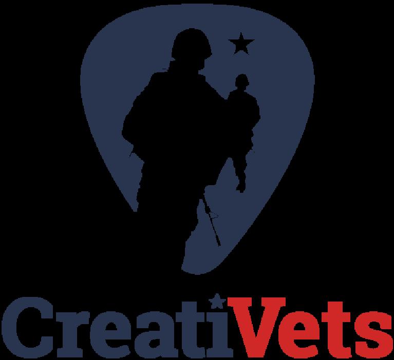 CreatiVets logo