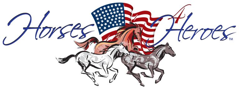 HORSES 4 HEROES INC logo