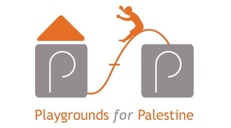 Playgrounds for Palestine logo