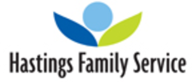 HASTINGS FAMILY SERVICE logo