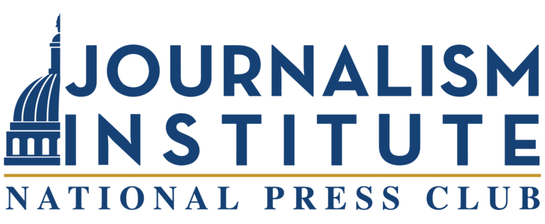 National Press Club Journalism Institute logo