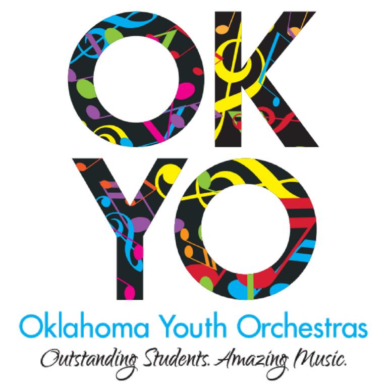 Oklahoma Youth Orchestras logo