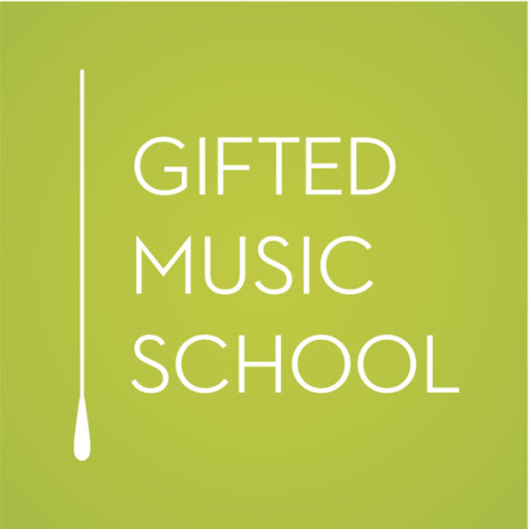 The Gifted Music School logo