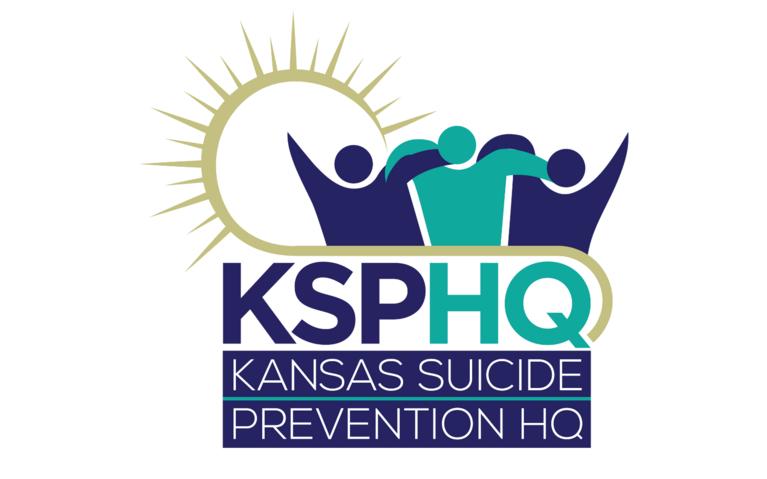 Kansas Suicide Prevention HQ logo