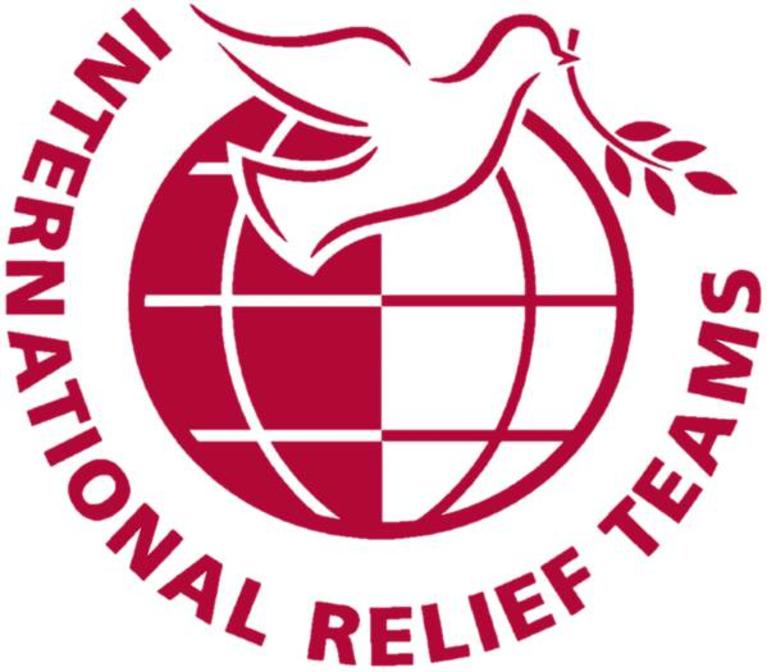 INTERNATIONAL RELIEF TEAMS logo