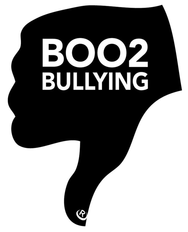 Boo2Bullying logo