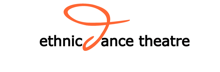 ETHNIC DANCE THEATRE logo