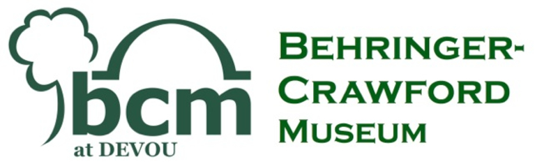 BEHRINGER-CRAWFORD MUSEUM BOARD OF TRUSTEES DEVOU PARK logo
