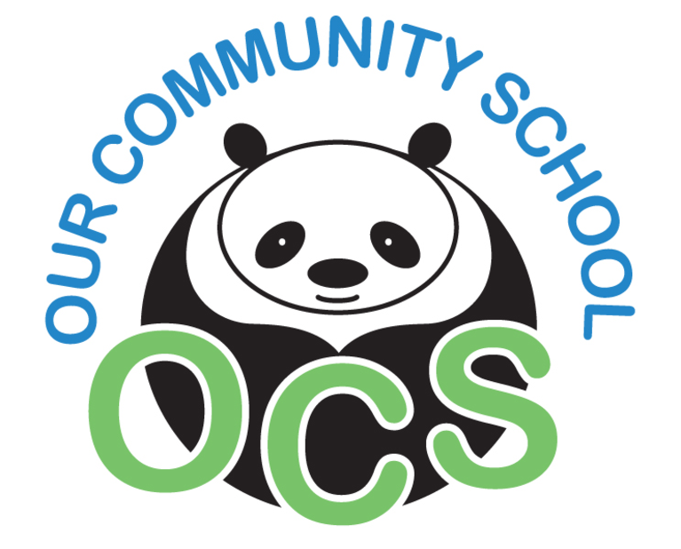 Our Community School logo