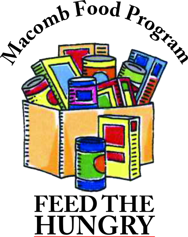 Macomb Food Program logo