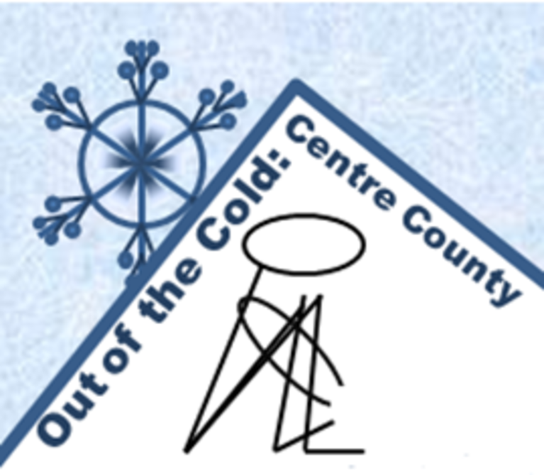 Out of the Cold Centre County logo