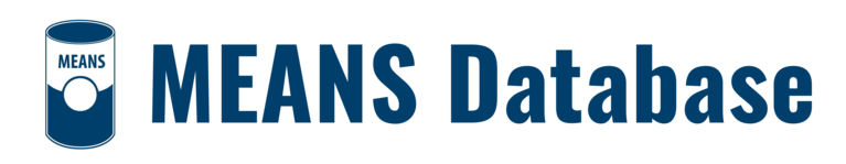 MEANS Database logo