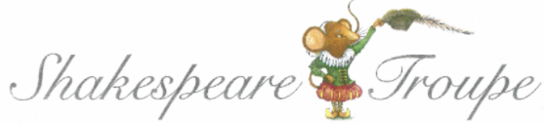 Shakespeare Troupe Incorporated logo