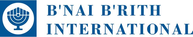 BNAI BRITH INTERNATIONAL logo