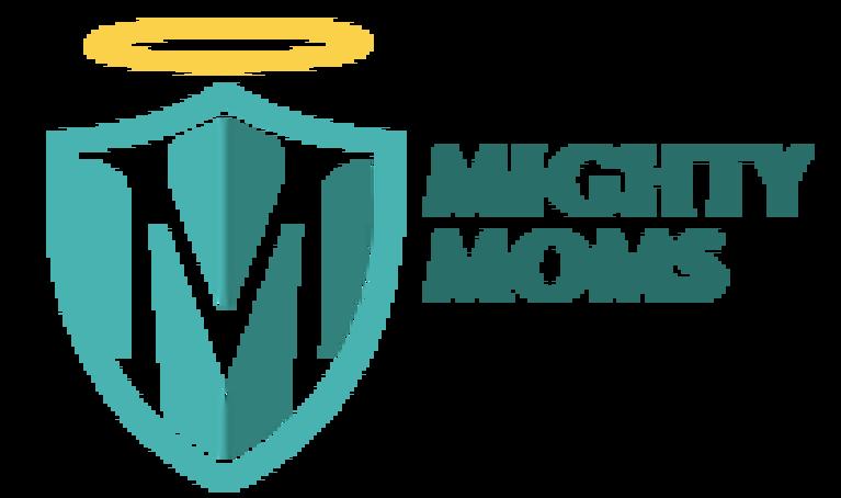 Mighty Moms logo