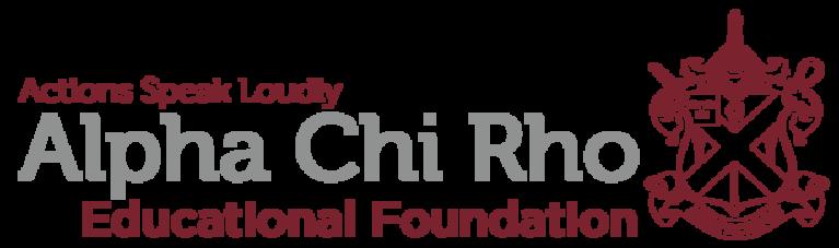 ALPHA CHI RHO EDUCATIONAL FOUNDATION INC