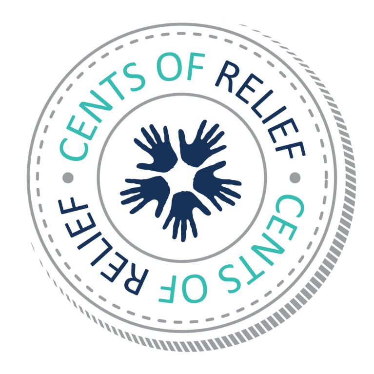 Cents of Relief logo