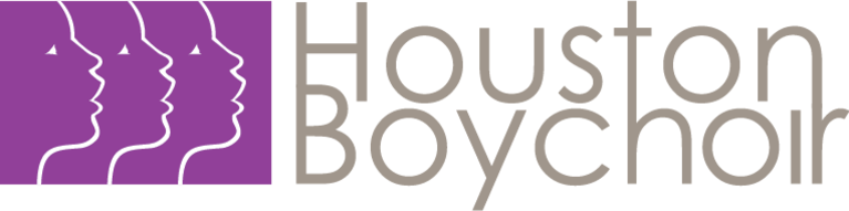 Houston Boychoir logo