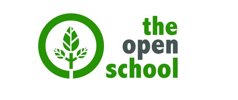 THE OPEN SCHOOL logo