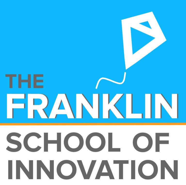 The Franklin School of Innovation logo