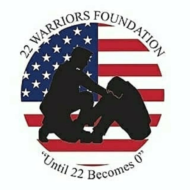 22 Warriors Foundation logo