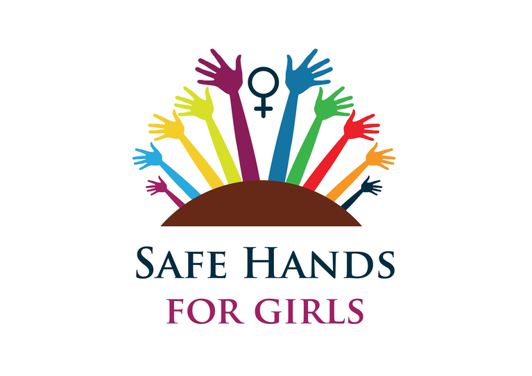 Safe Hands for Girls, Inc logo