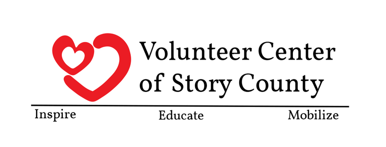 Volunteer Center of Story County logo