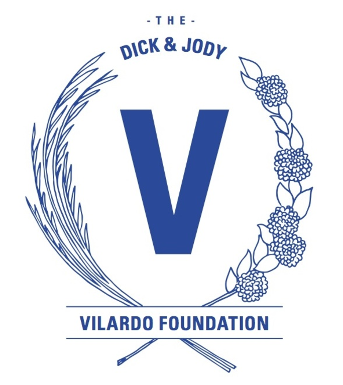 The Dick and Jody Vilardo Foundation logo