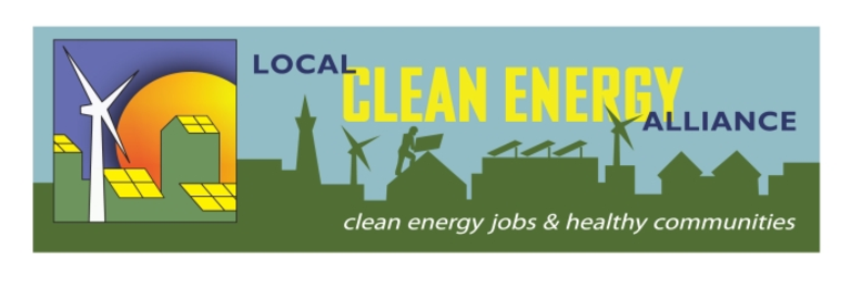 Local Clean Energy Alliance logo