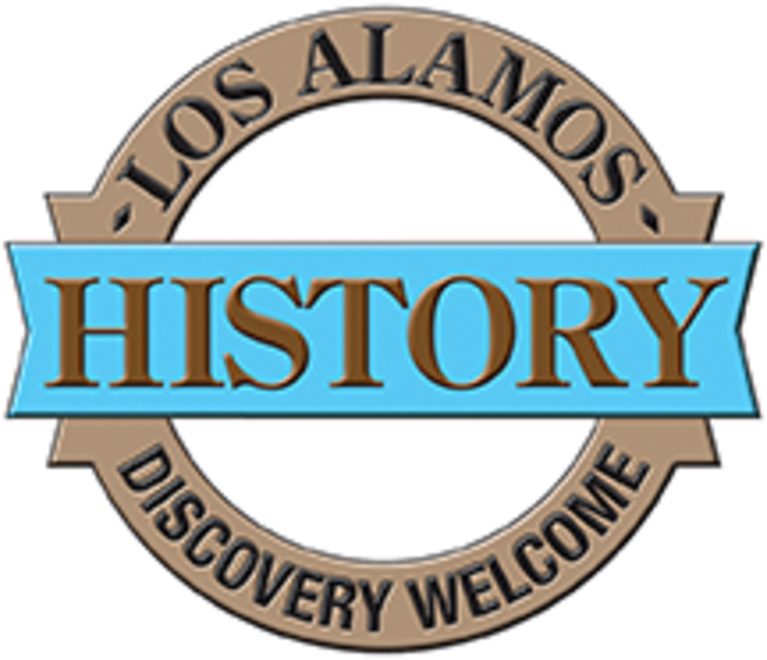 LOS ALAMOS HISTORICAL SOCIETY logo