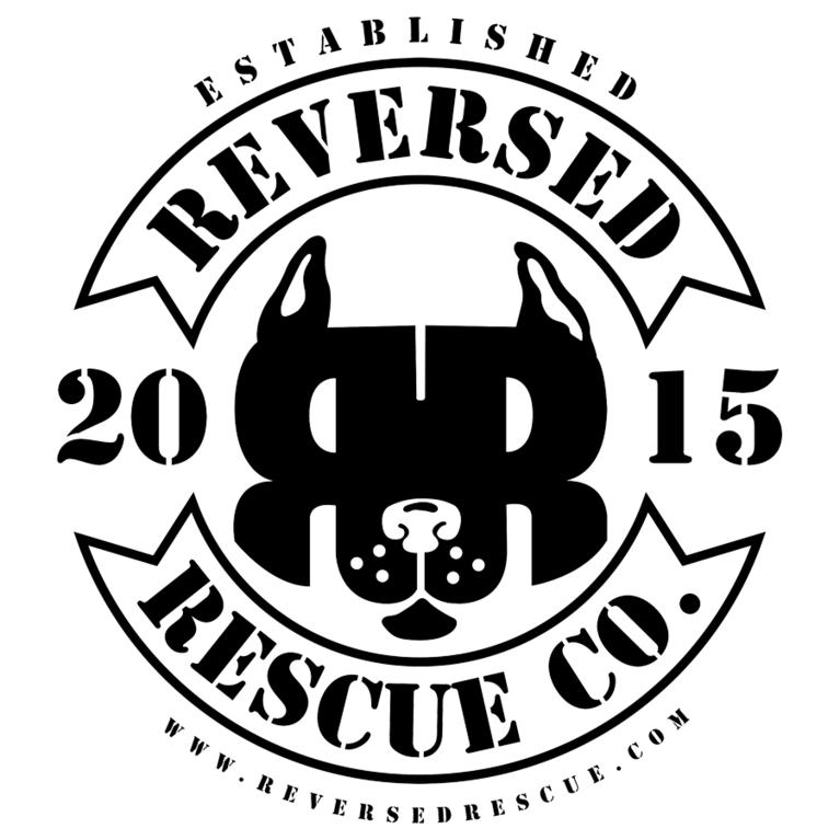 Reversed Rescue  logo