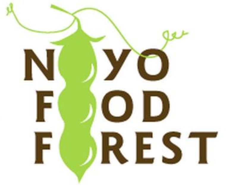 The Noyo Food Forest logo