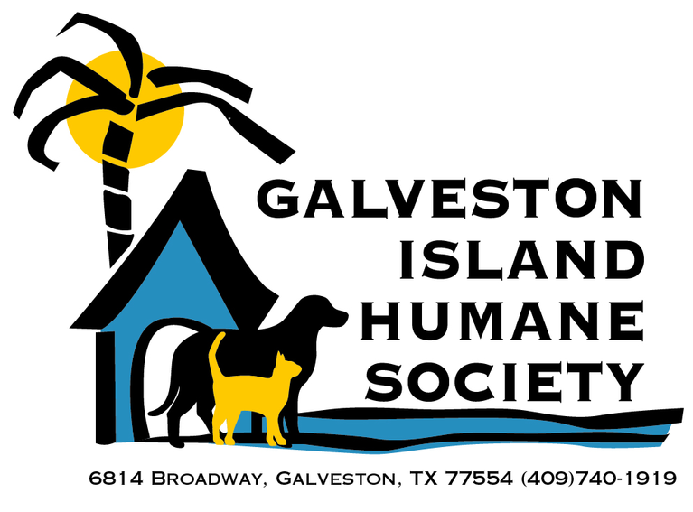 Galveston Island Humane Society Inc logo