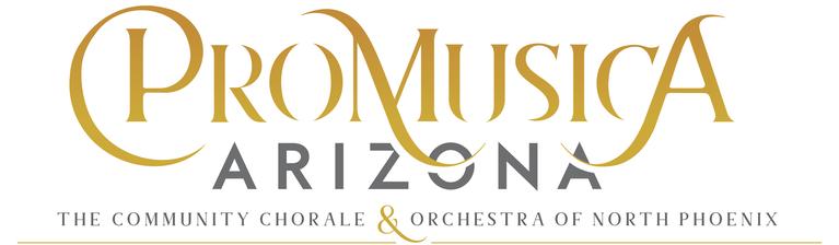 ProMusica Arizona  logo