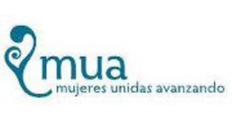 MUJERES UNIDAS AVANZANDO logo
