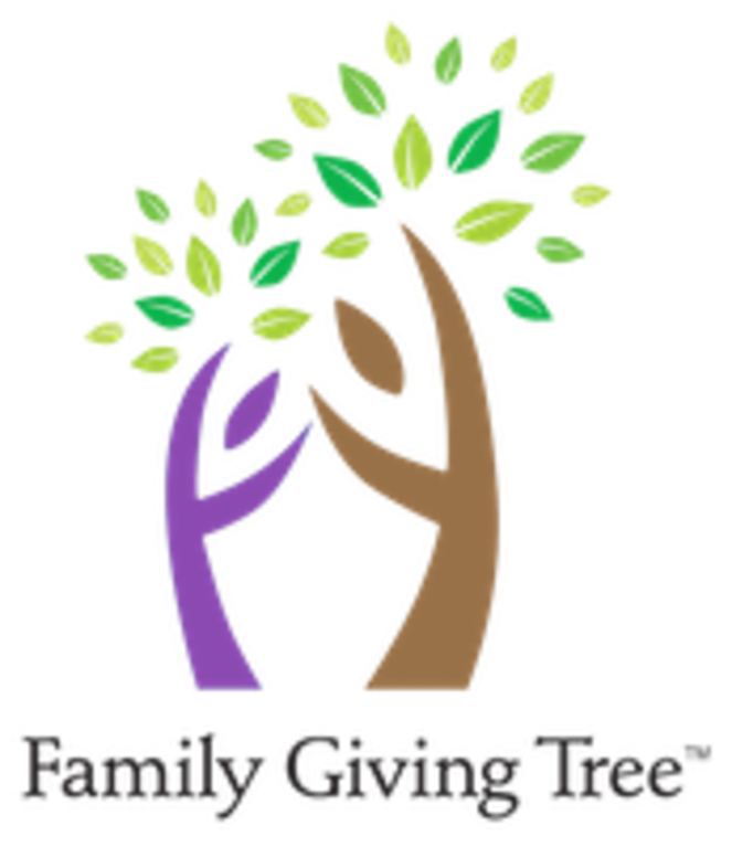 The Family Giving Tree logo