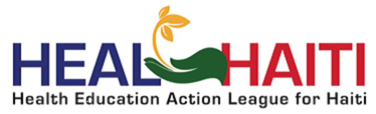 Health Education Action League for Haiti logo