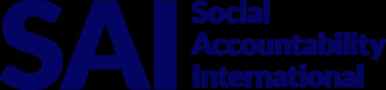 Social Accountability International logo
