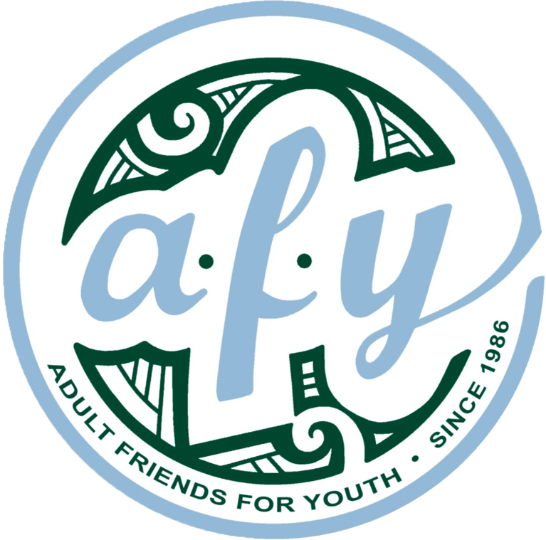 Adult Friends for Youth logo