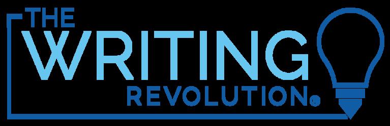 The Writing Revolution logo