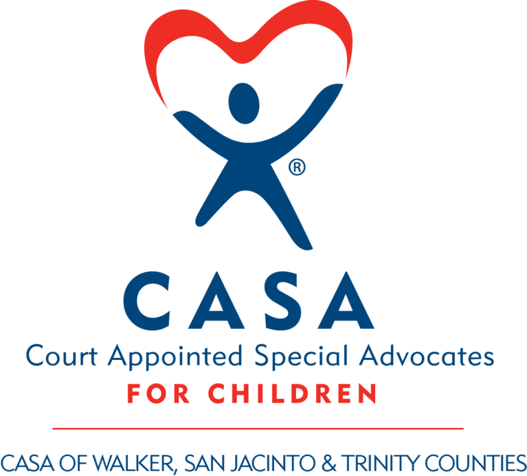 CASA of Walker, San Jacinto & Trinity Counties logo