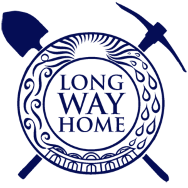 Long Way Home logo