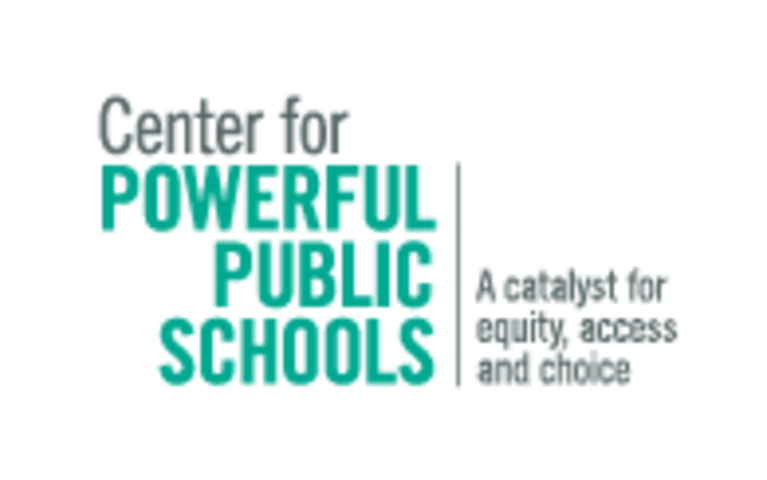 Center for Powerful Public Schools logo