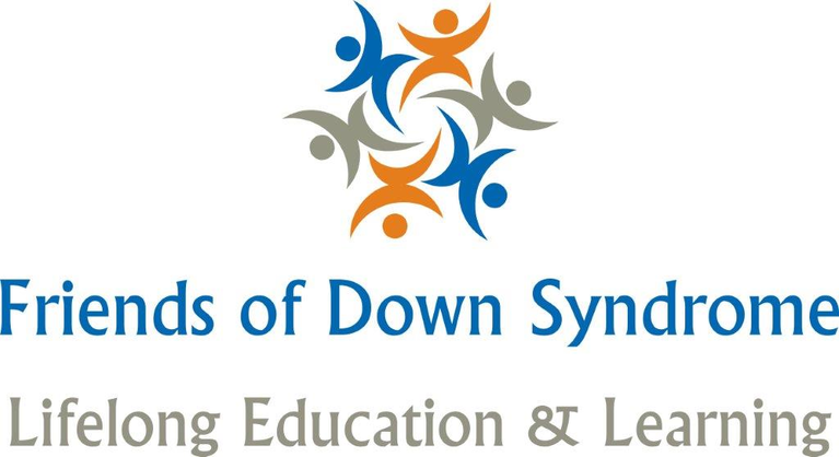 Friends of Down Syndrome  logo