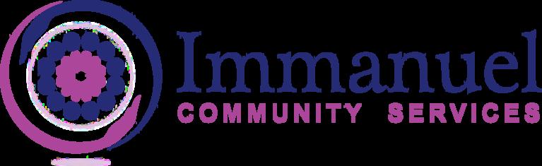 Immanuel Community Services logo