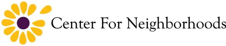 Center For Neighborhoods logo