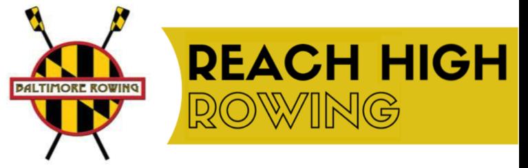 Reach High Rowing