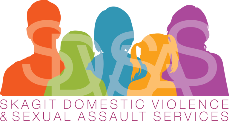 SKAGIT DOMESTIC VIOLENCE AND SEXUAL ASSAULT SERVICES logo