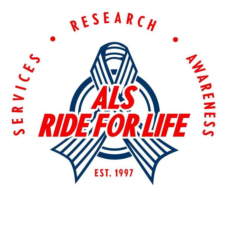 ALS Ride For Life logo